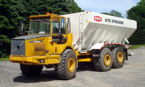 Stoltz Custom Cement Spreaders